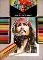 Jack Sparrow  - Completed . by Cap007