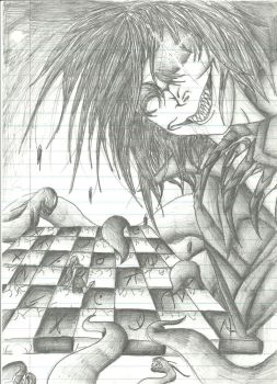 Chess by SafireCreations