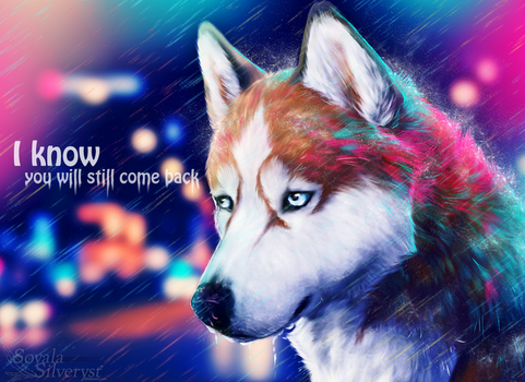 BWK:. I'm waiting for you by Soyala-Silveryst