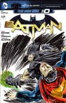 Batman-0 sketch-cover lores by ickhwano
