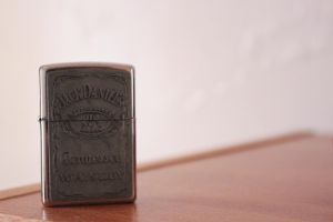 Jack Daniel's Whiskey Lighter by 13ride89