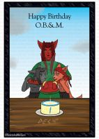 Of Beasts and Men - Happy 1st Birthday! by RearmedDreamer