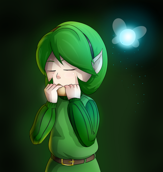 Saria by therick96