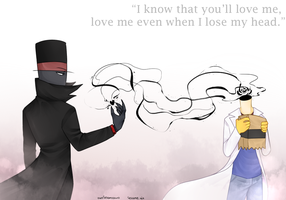 [Villainous] Even When I Lose My Head by owoSesameowo