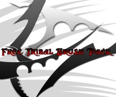 Thick Tribal Brushes by cLuddy