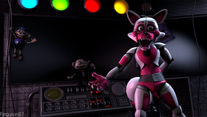 (FNaF SFM) Welcome to your new home... by Ferg-E