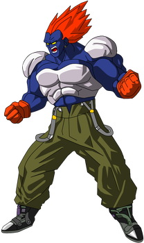 Super Android 13 by Yholl
