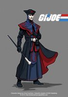 Renaissance Cobra Commander design by ChrisEvenhuis