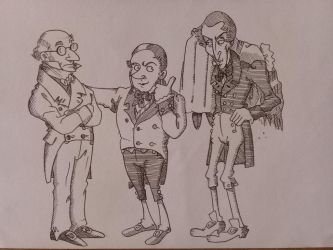 Burke,Hare and Knox by ViniSalesi
