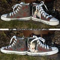 Sebastian Michaelis Shoes by Ruepelwelpe