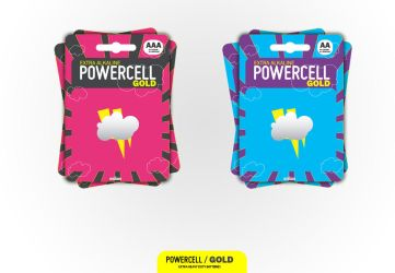 Powercell Design by necrophagous