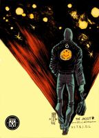 The Jacket- One last step into the void by huseyinozkan