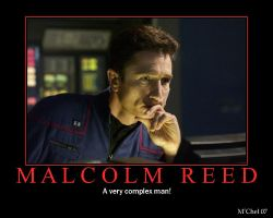 Malcolm Reed by Groovygoddess