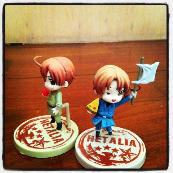 Italy  Bros by meme12345bunny