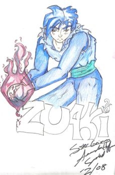 Zuaki by SisterGrimm