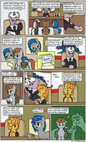 Post-Fallout Equestria : Episode2 Page9 by king-koder