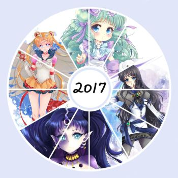 2017 Art Summary by Rurutia8