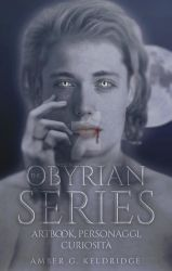 The Obyrian Series Artbook [Wattpad Cover] by CrystalGee