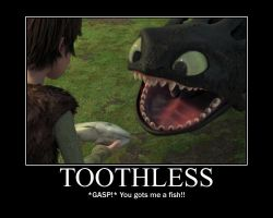 Toothless by 6SeaCat9
