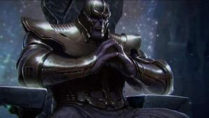 New Avengers: Infinity War Thanos Concept Art by Artlover67