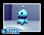 Sonic Snap - Chao standard by oathbinder-3D