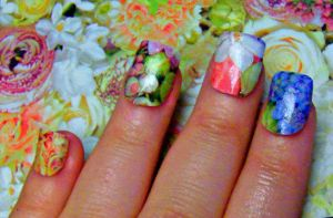 Floral by KayleighOC