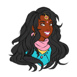 Roopa commission by deeyahsdoodles