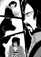 Padfoot by TheFresco