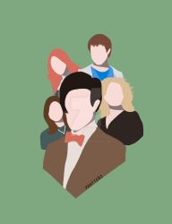 Doctor Who: Eleventh Doctor by thegirlwhotypes