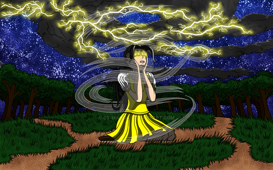 Mystic Primes - 2 - Storms of Terror by CT-Manga