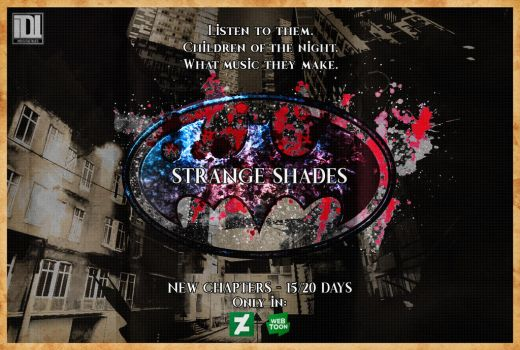 Batman Strange Shades - New Capters = 15/20 Days by MrUncleBingo