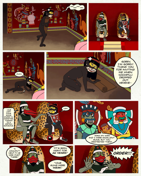 Legend of the 5th Sun - Page 2 by Mytforskare