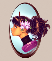Momohime Profile by OptionalTypo