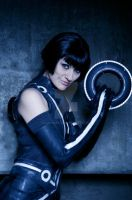 Quorra Tron Legacy1 by Annisse