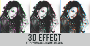 [ACTION] 3D EFFECT by FizHamsel