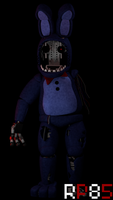 Withered Bonnie by W3IRDR3D