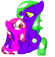 I Know Something About You by IcyPonyArtist