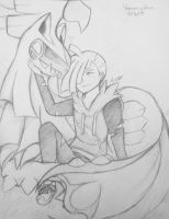 Gladion and Silvally 2
