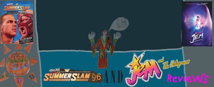 28) SummerSlam 1996 Review by DraginKYle44