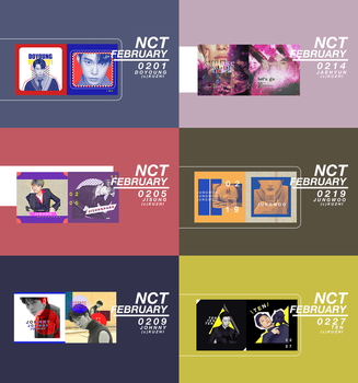 Nct_February by Wen19990710