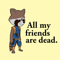 All My Friends Are Dead by tansau