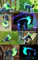 Fluorescent Hare by mooki003