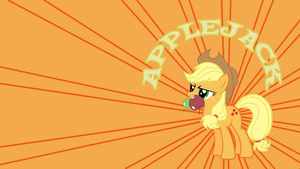 AppleJack - Wallpaper by GuruGrendo