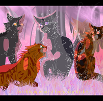 A Morbid Fascination (Warrior Cats) by WarriorCat3042