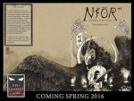 Naor Comic Published! - RedTempestMedia by Ahkward