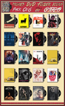 Movies DVD Folder Icons Pack 016 by Omegas82128