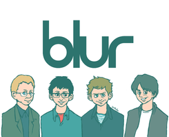 Blur by runner-painter