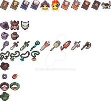Update 1.20.95 New iconset - Wing of Misadventure by terabin