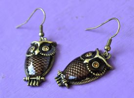 My new owls by Renca-W