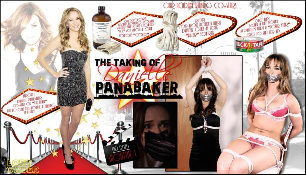 THE TAKING OF Danielle Panabaker by lordvadersempire